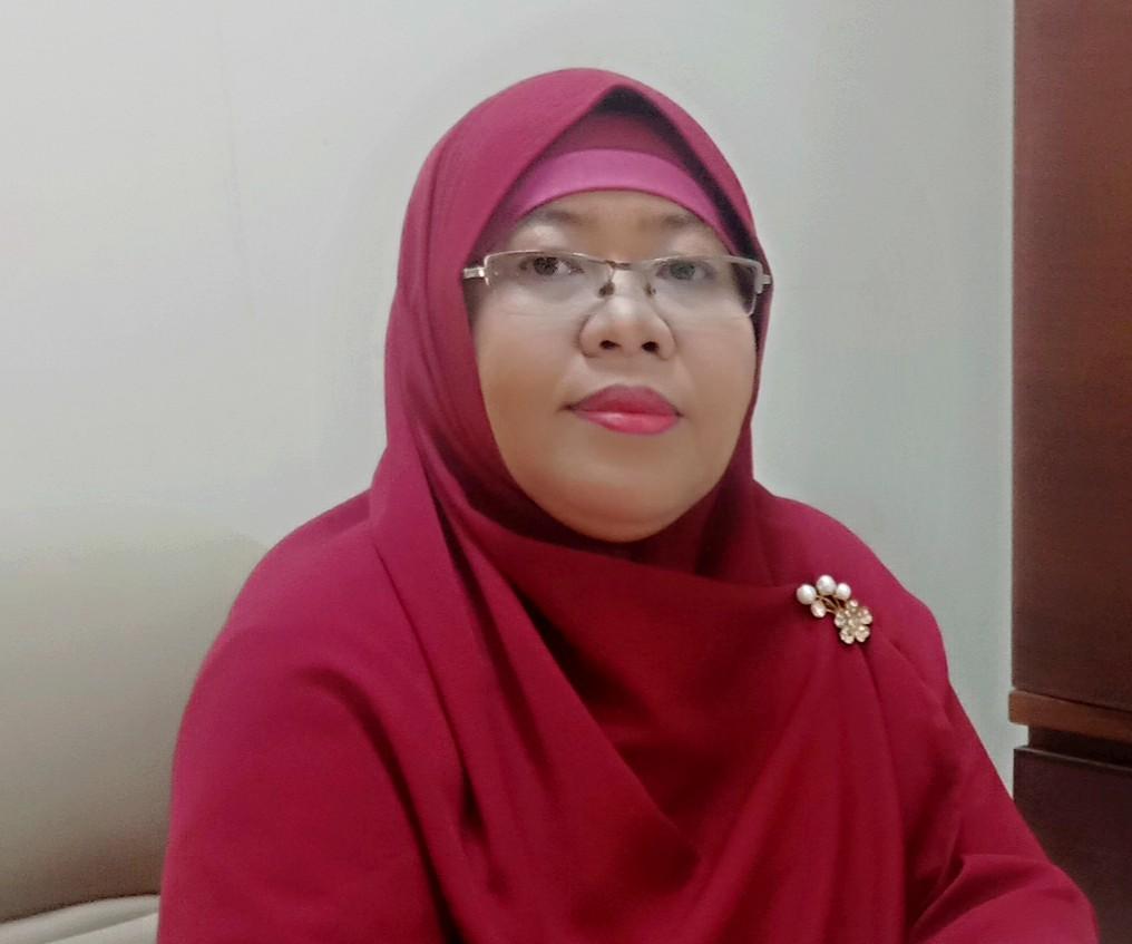Dr. Rismawaty Sikanna, S.Si.,M.Si